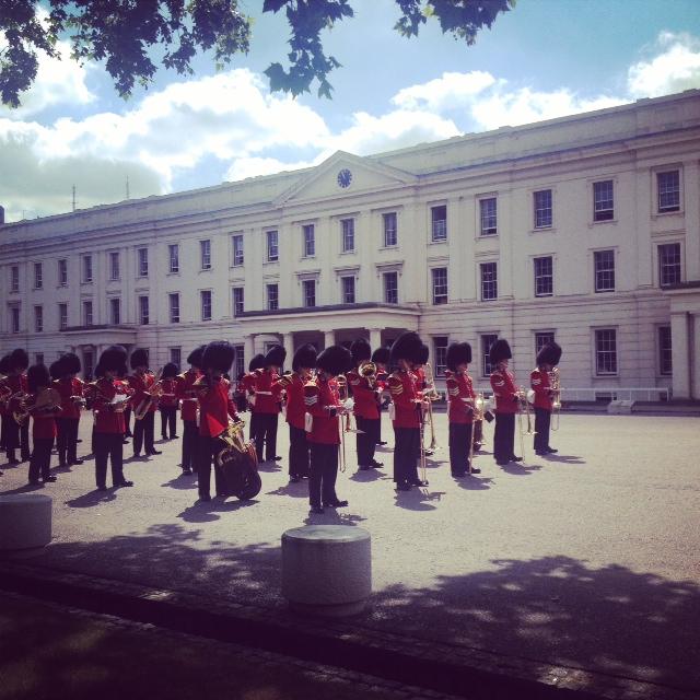 Wellington Barracks