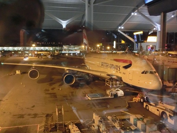 BA25 A380