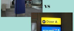 Cathay vs British Airways