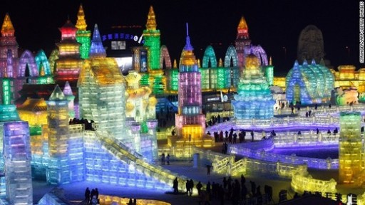 Harbin Ice Festival