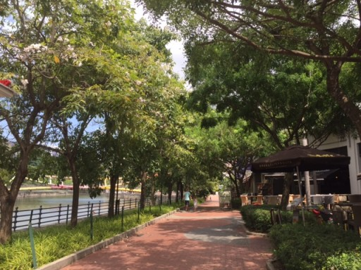 Singapore - Robertson Quay