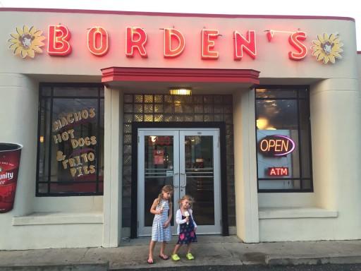 Louisiana - Lafayette - Bordens