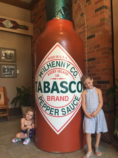Louisiana - Tabasco Factory