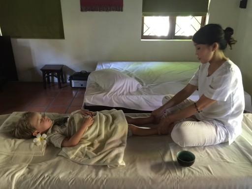 Nha trang - foot massage