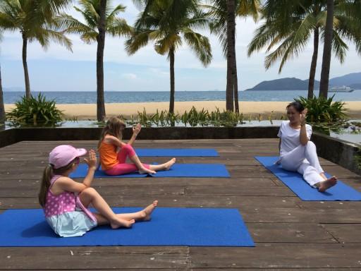 nha trang - kids yoga