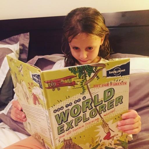 Lonely Planet World Explorer Daisy