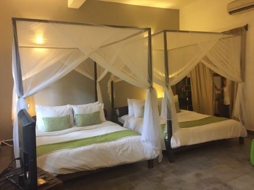 kabiki Hotel room