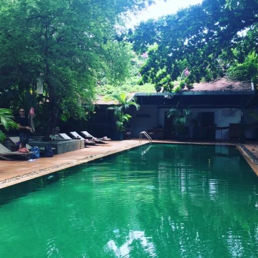 Kabiki Hotel Pool