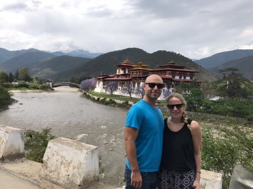 Thimphu Palace