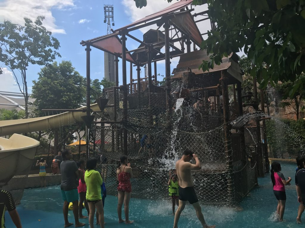 photo of Bucket Treehouse at Adventure Cove