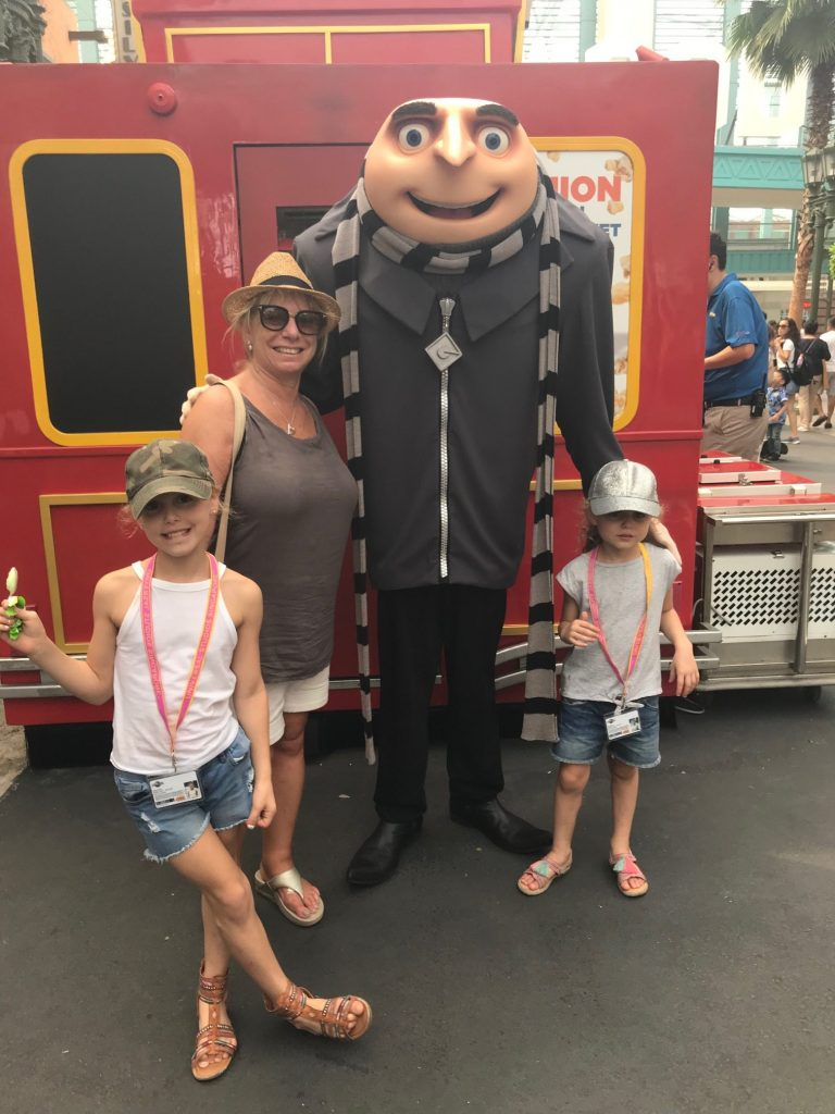 photo of Despicable Me at Universal Studios singapore