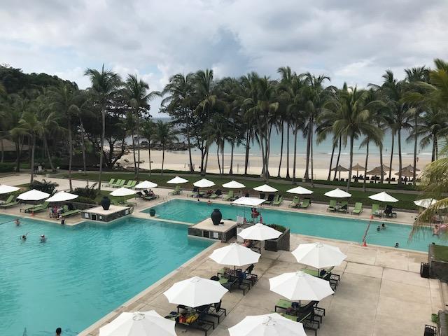 Club Med Bintan Pool Area