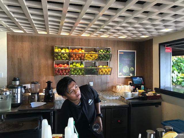 Juice Bar Club Med Bintan