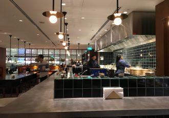 Marco Polo Lounge Kitchen