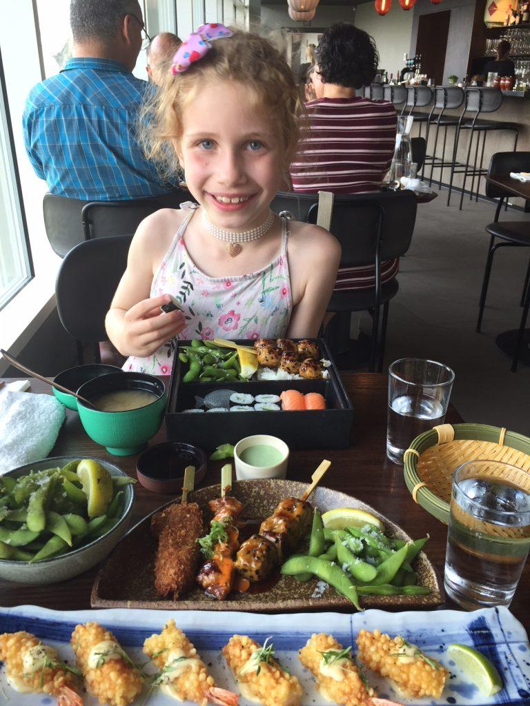 Abbie sushi Copenhagen