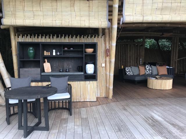 seating area pool Cempedak