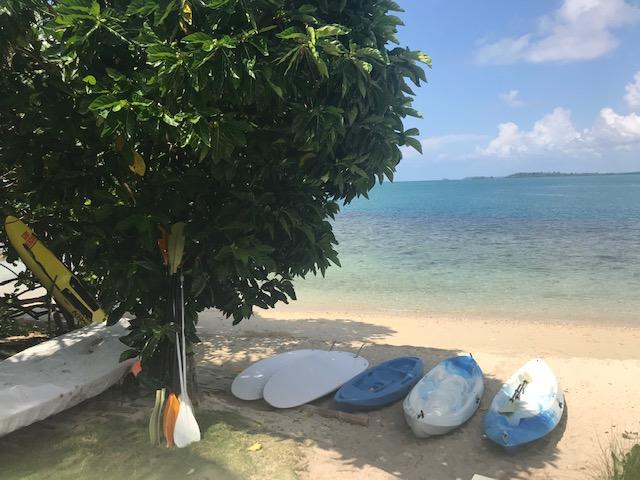Beach equipment Cempedak