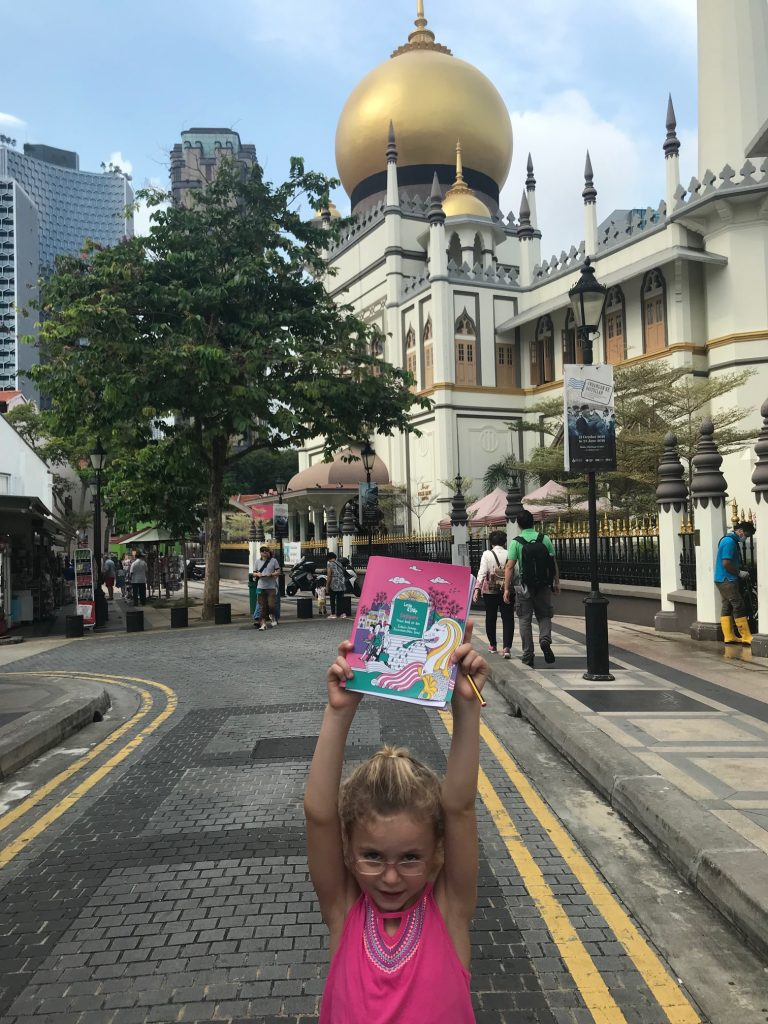 Leap & Hop Book in Kampong Glam