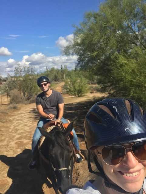 Horseback Riding Macdonald's Ranch