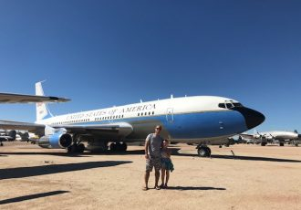 photo of Pima Air & Space Museum Air Force One