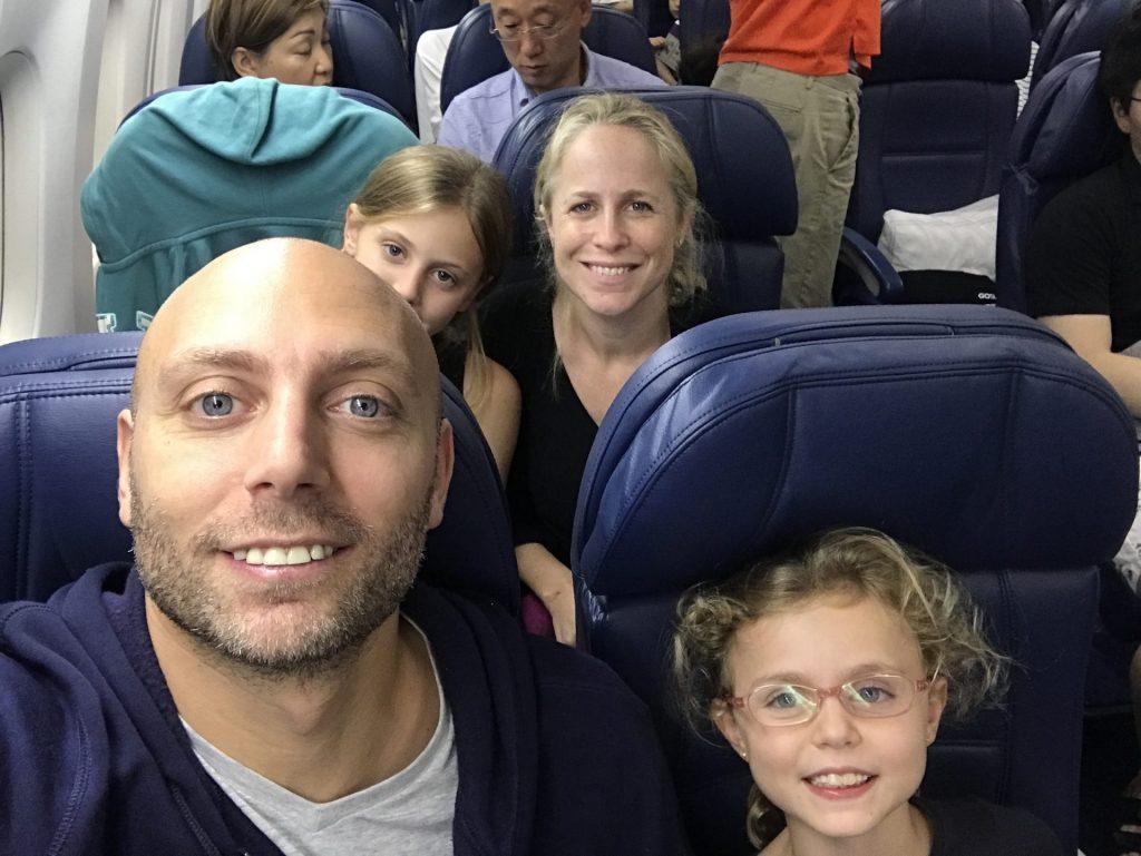 photo onboard to Honolulu